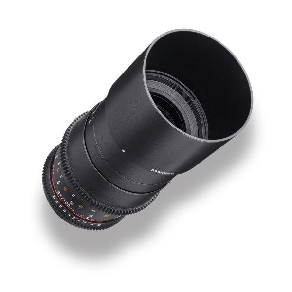 100mm T3.1 Macro para Canon EF - THUMB - Digital Azul