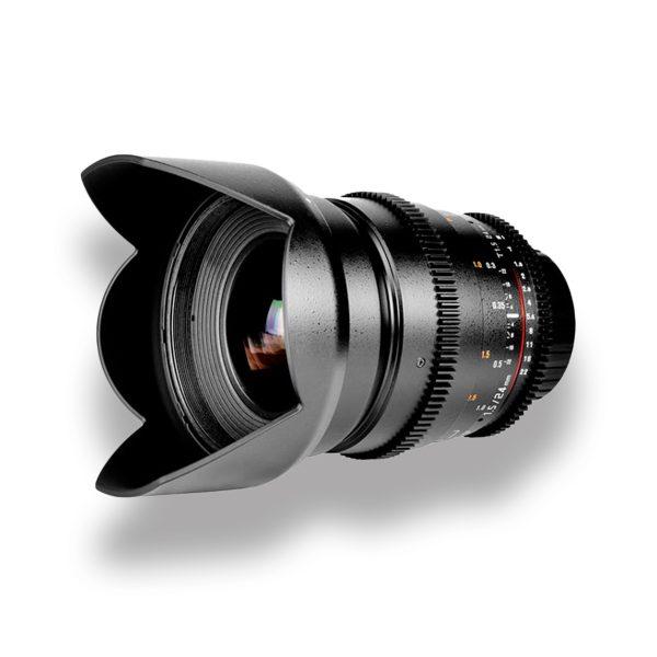 24mm T1.5 Cine Lens para Canon EF - THUMB - Digital Azul
