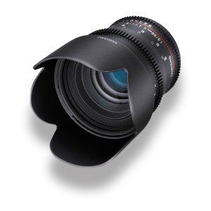 50mm T1.5 Cine Lens para Canon EF - THUMB - Digital Azul