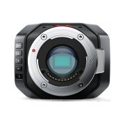 Blackmagic-Micro-Studio-Camera-4K-Objetiva MFT 20mm f1.7 - B -Digital-Azul