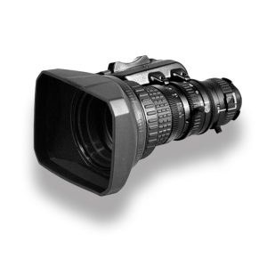 Fujinon Th16x5.5BRMU para mount 1-3″ + Adapt WCV-82SC - THUMB - Digital Azul