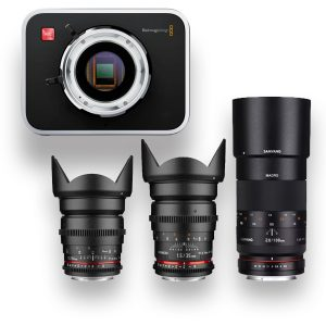 KIT Blackmagic Cinema Camera 2.5K - THUMB - Digital Azul