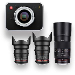 KIT Blackmagic Cinema Camera 2.5K - THUMB - Digital Azul