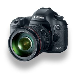 KIT DSLR - Canon 5D Mark III + Zoom 24-105mm - THUMB - Digital Azul