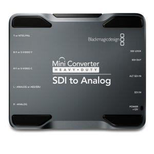 MiniConverter SDI to Analog - THUMB A - Digital Azul