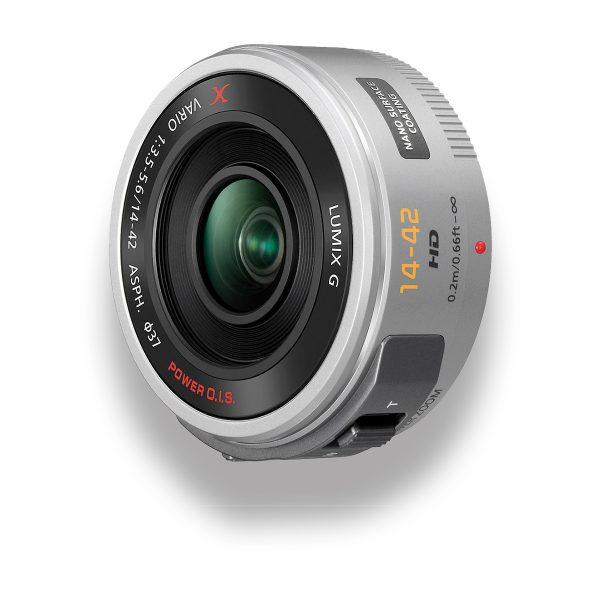 Panasonic Lumix MFT 14-42mm F 3,5 - 5,6 G X Vario - THUMB - Digital Azul
