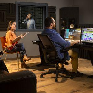 Sound Studio A 5.1 for rent at Digital Azul