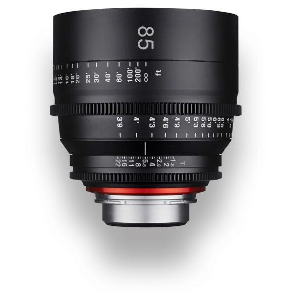 Xeen-85mm- Digital Azul