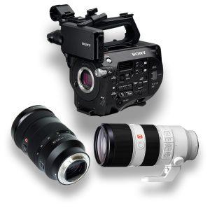 Sony FS7 + 2 GM - THUMB