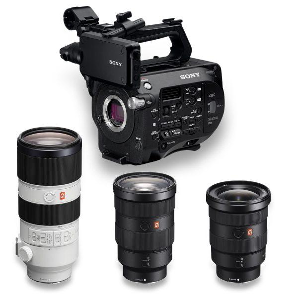 Sony FS7 + 3 GM - THUMB