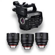 Sony FS7 + 3 XEEN - THUMB
