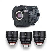 Sony FS7 II + 3 XEEN - THUMB