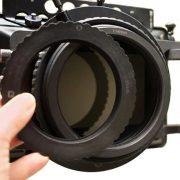 Tiffen-138mm Variable ND - C - Digital Azul