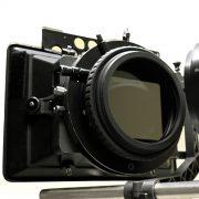 Tiffen-138mm Variable ND - D - Digital Azul
