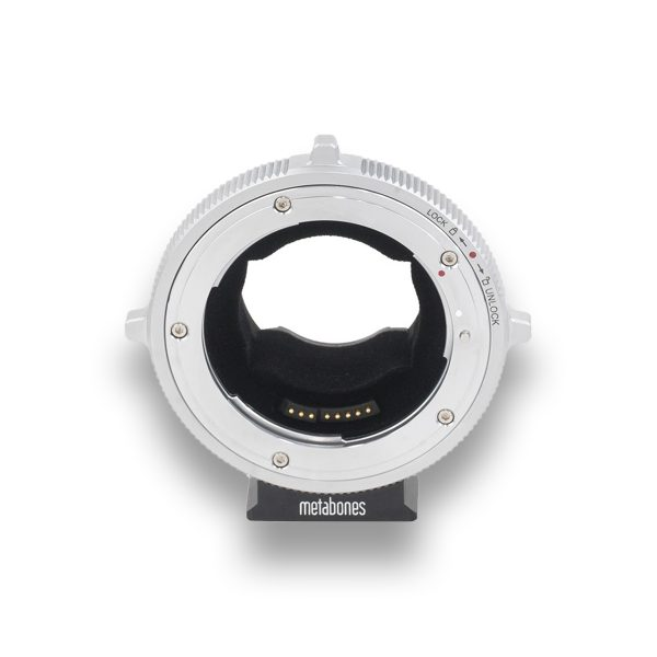 Metabones Canon EF Lens to Sony E Mount T CINE Smart Adapter - Digital Azul - THUMB