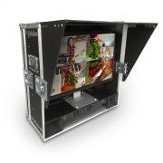 Multiview + écran 31,5 4K + Flight Case - A - Digital Azul
