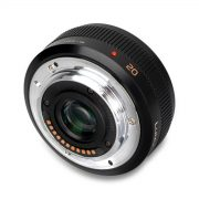Panasonic 20mm f1.7 Lumix G II ASPH Lens - E - Digital Azul