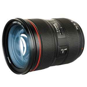 Canon EF 24-70mm f-2.8L II USM - C - Digital Azul