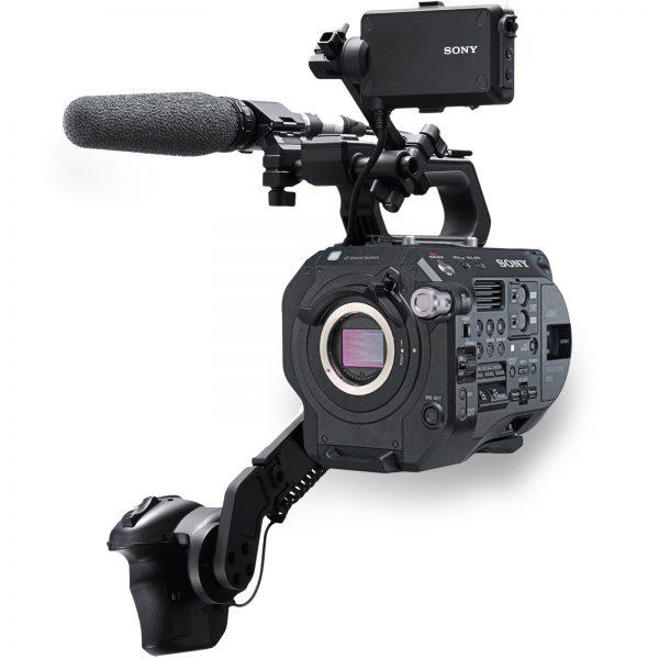 Sony FS7 II - THUMB - Digital Azul