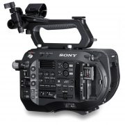 Sony PXW-FS7M2 THUMB C - Digital Azul