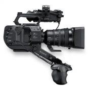 Kit FS7 II + Objetiva SELP18110G - THUMB C - Digital Azul