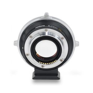 Metabones CINE Speed Booster - THUMB A - Digital Azul