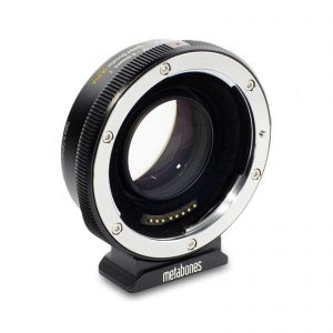 Metabones EF para E-Mount T Speed Booster Ultra II 0.71x - THUMB A - Digital Azul