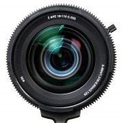 Sony SELP 18110G - THUMB G - Digital Azul