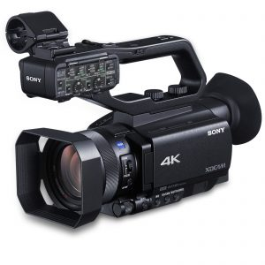 Sony PXW-Z90V - THUMB A Digital Azul