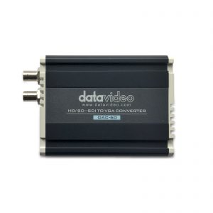 Conversor HD-SD - SDI TO VGA Converter - THUMB A - Digital Azul