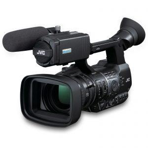 JVC-GY-HM650U - THUMB A - Digital Azul