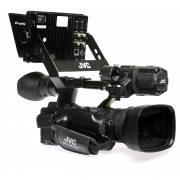 JVC-GY-HM650U - THUMB H - Digital Azul