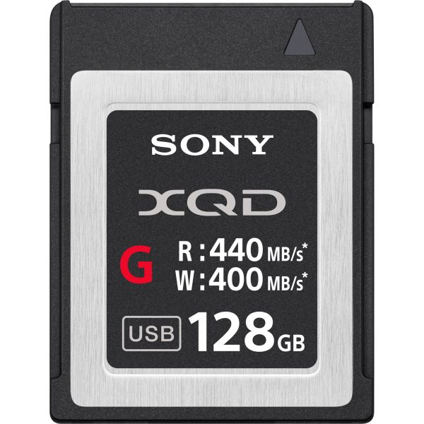 Sony-XQD-400Mbs-128Gb- Thumb - Digital Azul