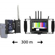 Transmissor Video HD Wireless 300 m + Director's Monitor - THUMB AAAAA