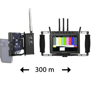 Transmissor Video HD Wireless 300 m + Director's Monitor - THUMB AAAAA