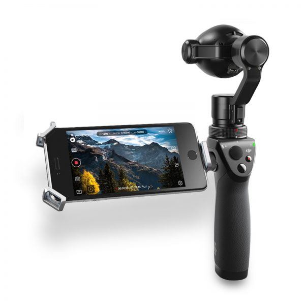 DJI Osmo + THUMB A Digital Azul