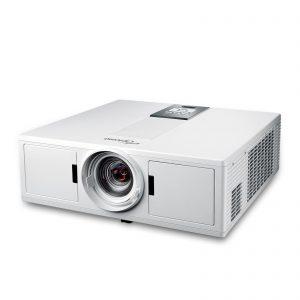 Projector 5400 Lumens - Optoma ZH510T - THUMB AA - Digital Azul