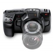 Blackmagic Pocket Cinema Camera 4K - Main - for rent at Digital Azul