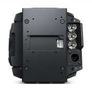 Blackmagic URSA Broadcast - Back View - Digital Azul