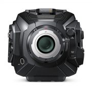 Blackmagic URSA Broadcast - Front View - Digital Azul