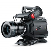 Blackmagic Design URSA + Viewfinder - for rent at Digital Azul