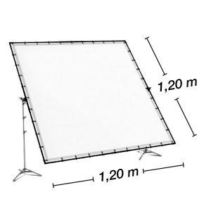 Frame 1,20 × 1,20m (4 × 4')