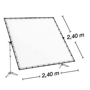 Frame 2,40 × 2,40m (8 × 8')