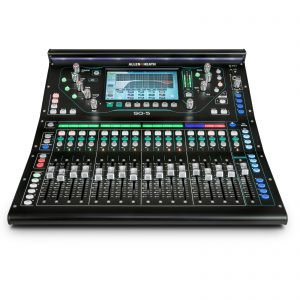 48 channel - 36 bus digital mixer Allen&Heath SQ5 - for rent at Digital Azul_0012_Layer 1