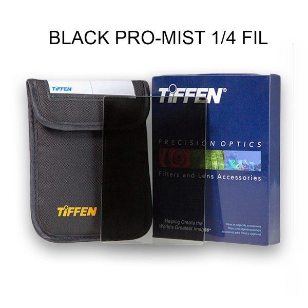 Filtro Tiffen BLACK PRO-MIST 0,25 FIL- for rent at Digital Azul