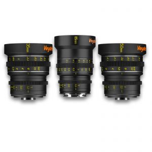 Kit Veydra T2.2 Mini Prime Lens (C-Mount, Feet) - for rent at Digital Azul