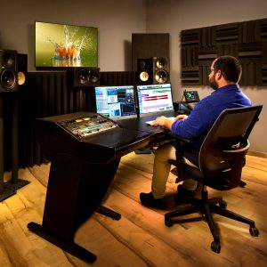 Sound Studio for rent at Digital Azul