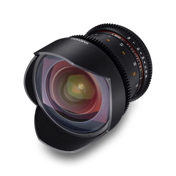 14mm T3.1 VDSLR ED AS IF UMC II Lens (A) - for rent at Digital Azul
