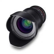 35mm T1.5 VDSLR AS UMC II Lens (A) - for rent at Digital Azul