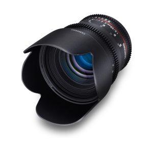 50mm T1.5 VDSLR AS UMC Lens (A) - for rent at Digital Azul